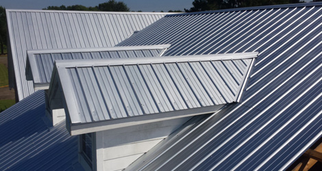 Image result for Metal Roof installation